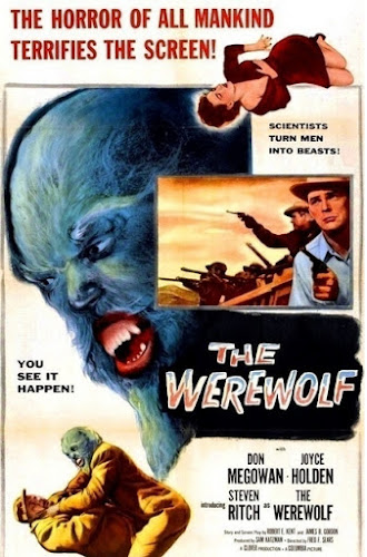 O LOBISOMEM - THE WEREWOLF - 1956