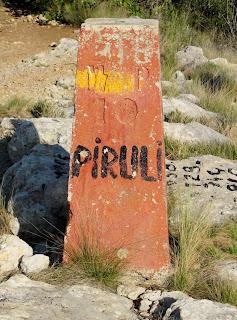 Pirulí del Picaio, Mondúver
