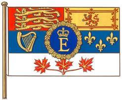 Queen's Birthday flag