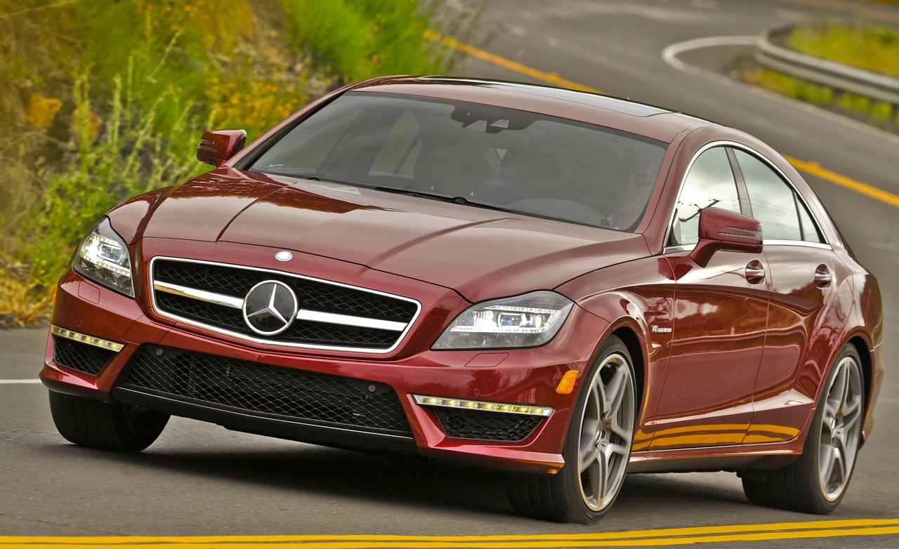 2012 mercedes benz cls63 amg the terminator for 2012 mercedes benz cls63 amg