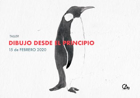 DIBUJO DESDE EL PRINCIPIO - 15 de feb