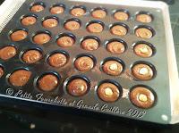 Bouchée moelleuses chocolat noisette