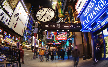 Nice Hotels In New York City Near Times Square