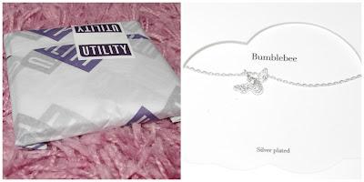 estella bartlett bumblebee necklace