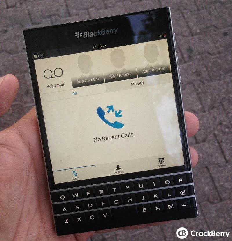 Spesifikasi Blackberry Passport, Smartphone Persegi Harga Bersahabat