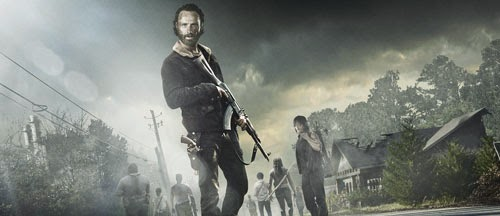 The Walking Dead season 5 midseason character portraits