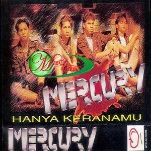 Mercury - Hanya Keranamu MP3
