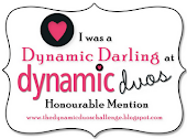 Honourable Mention at Dynamc Duos #19