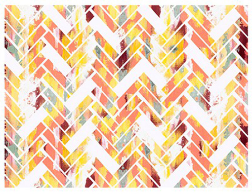 Chevron Pattern Wallpaper http://www.atinyrocket.com/2011/09/p-p-p-p-pattern-inspiration.html
