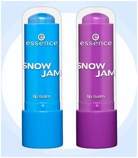 Essence Snow Jam Balsamo Labbra