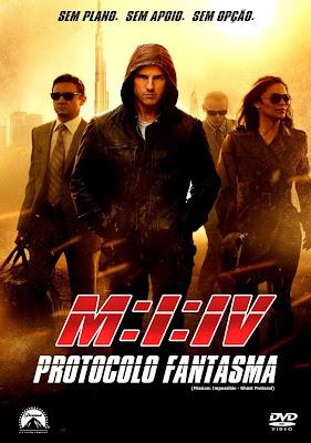 Missão Impossível 4 – Protocolo Fantasma Legendado 2011