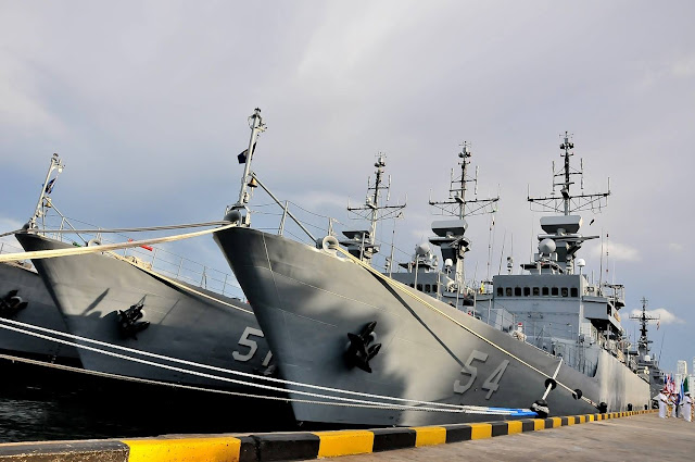Fragatas Armada Colombia FS-1500