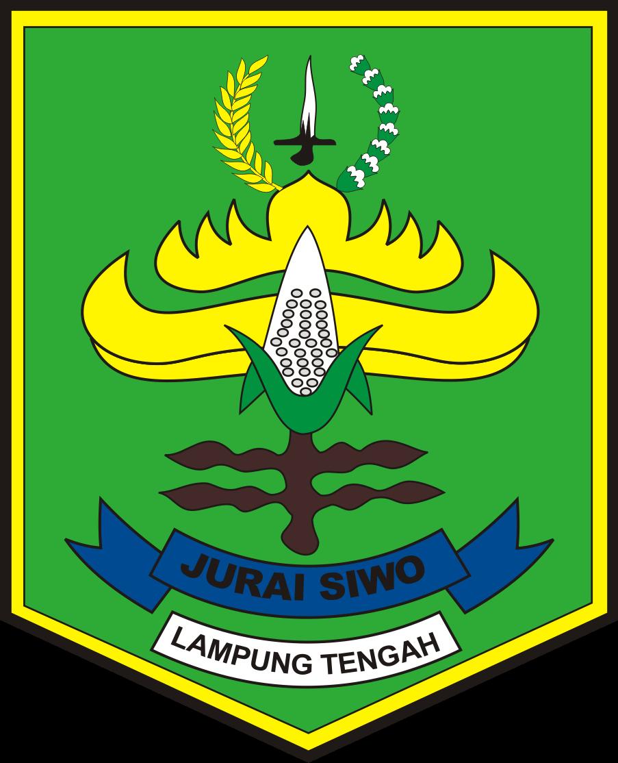 Logo Lama Kabupaten Lampung Tengah - Kumpulan Logo Indonesia