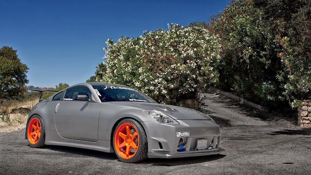 Carros Tuneados Nissan 350Z