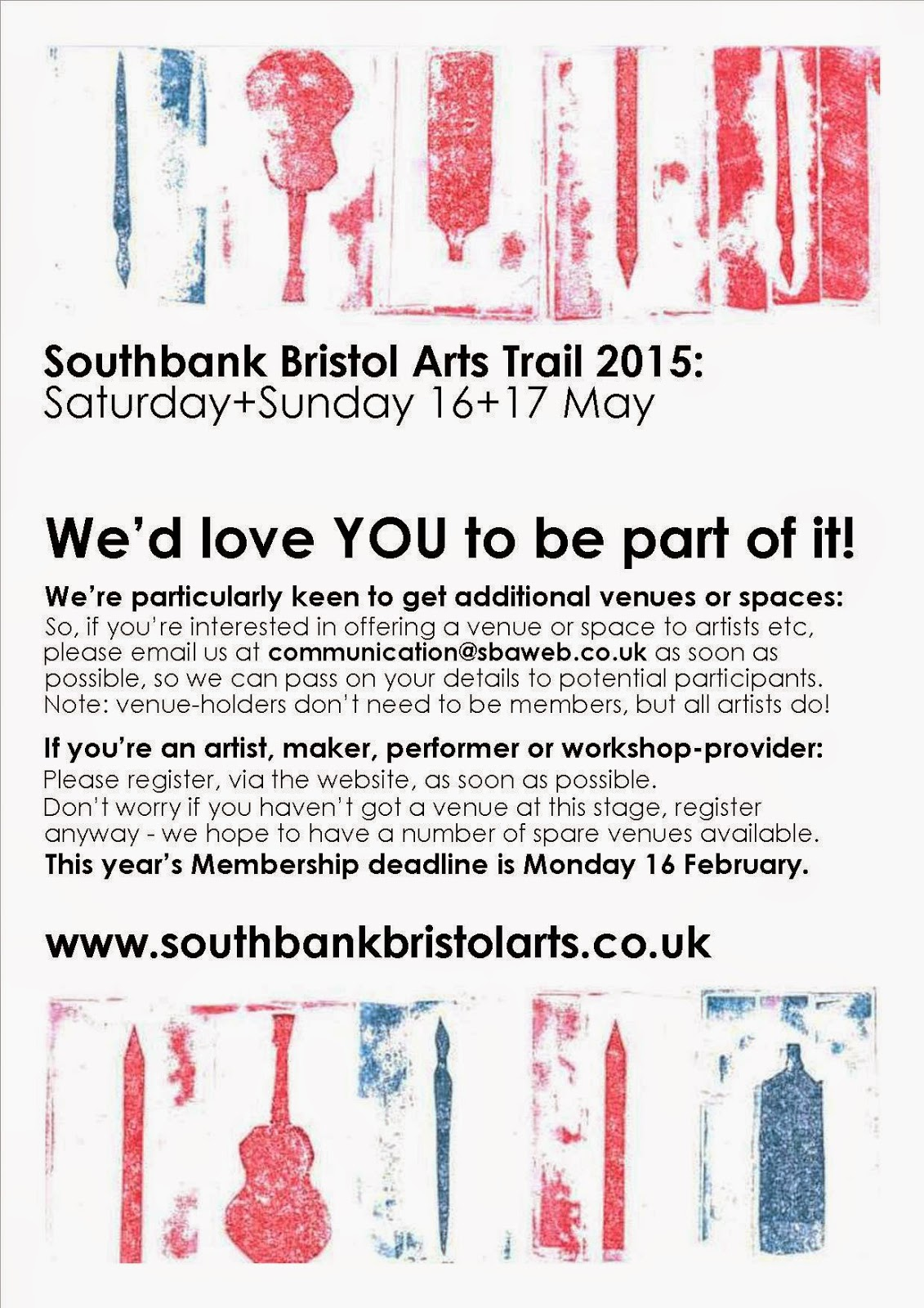 http://www.southbankbristolarts.co.uk/join