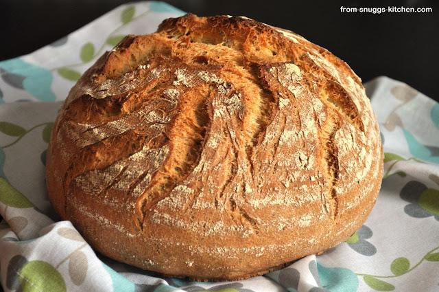 Brot mit Gewürzen