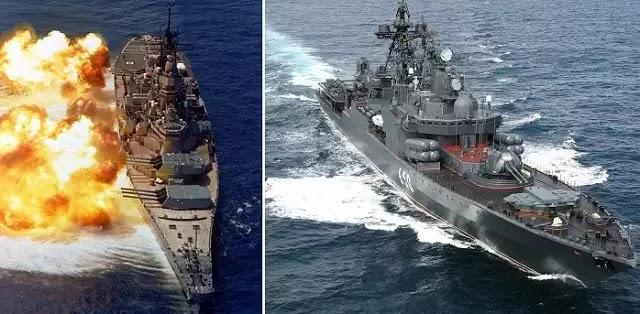 Ρώσος στρατηγός: Μπορούμε πλέον να ελέγξουμε όλες τις θάλασσες ανά πάσα στιγμή! (ΒΙΝΤΕΟ)