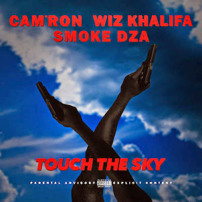 Cam'ron ft. Wiz Khalifa & Smoke DZA – Touch The Sky (Track)
