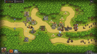 Kingdom Rush PC Gameplay Youtube