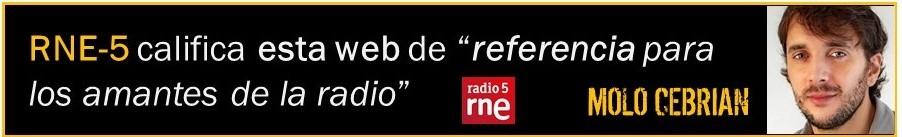 EN 'BLOGUEROS', RADIO 5 (RNE)