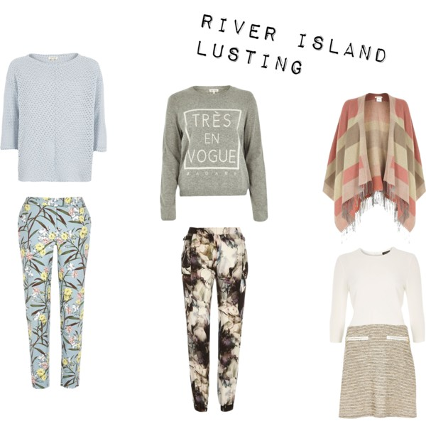 River Island Wish List