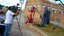 Entrevista TV FRONTEIRA afiliada REDE GLOBO SP