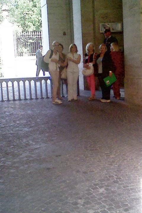 Incontro al Quirinale Roma 24 settembre 2011