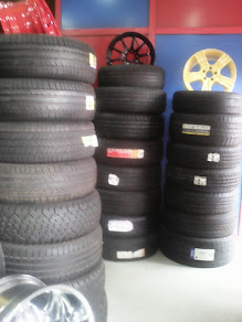 GET WORLD-CLASS TYRES FOR YOUR VEHICLES @ MEECHEAL EXCELS AUTO CARE CENTRE