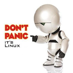 Don't panic. It's Linux. Ubuntu.