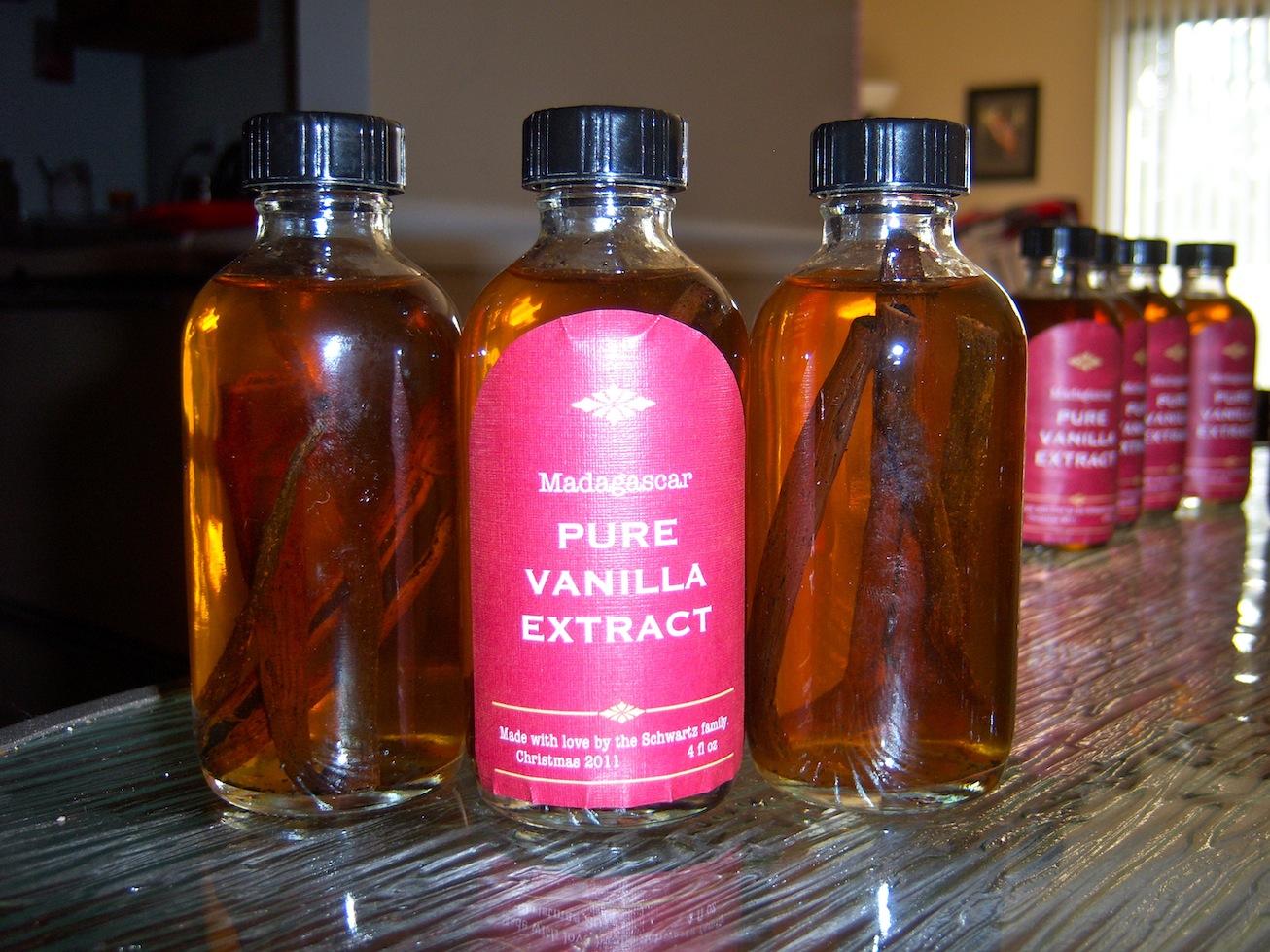Healing Cuisine: How To: Vanilla Extract
