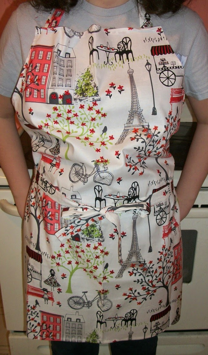 Apron Giveaway