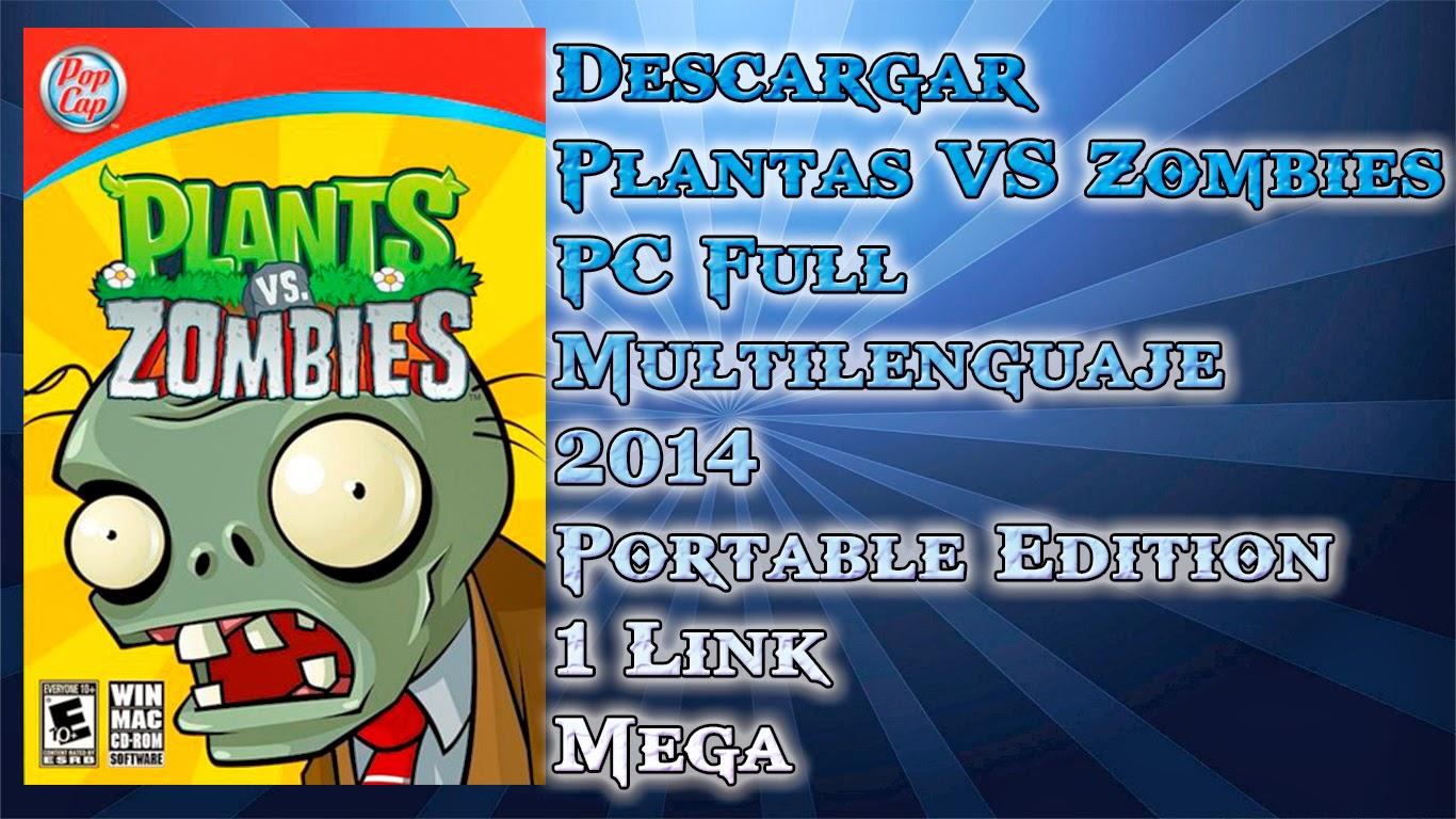 Plantas vs zombies pc full espa ol portable 1 link for Como hacer la casa de plantas vs zombies en minecraft