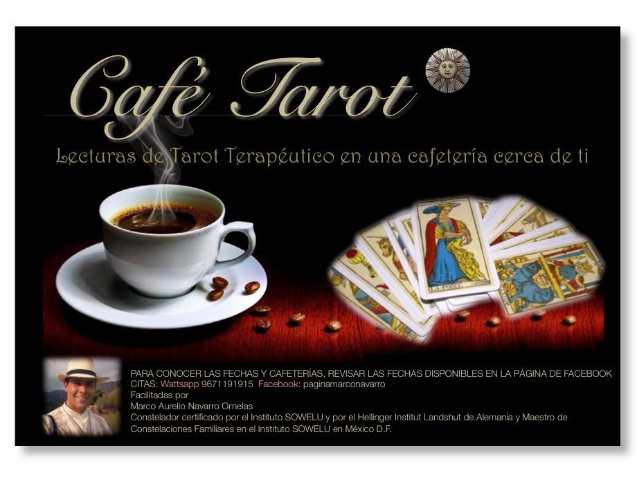 CAFÉ TAROT ~ Marco Navarro