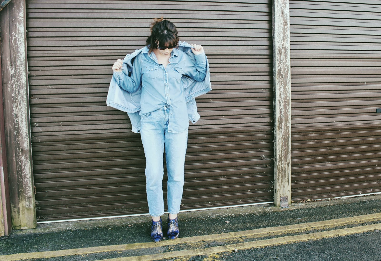 Denim Overload