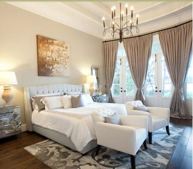 Decorar Habitaciones Cama King Size
