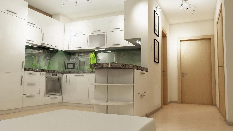 Кухня 3D - 6