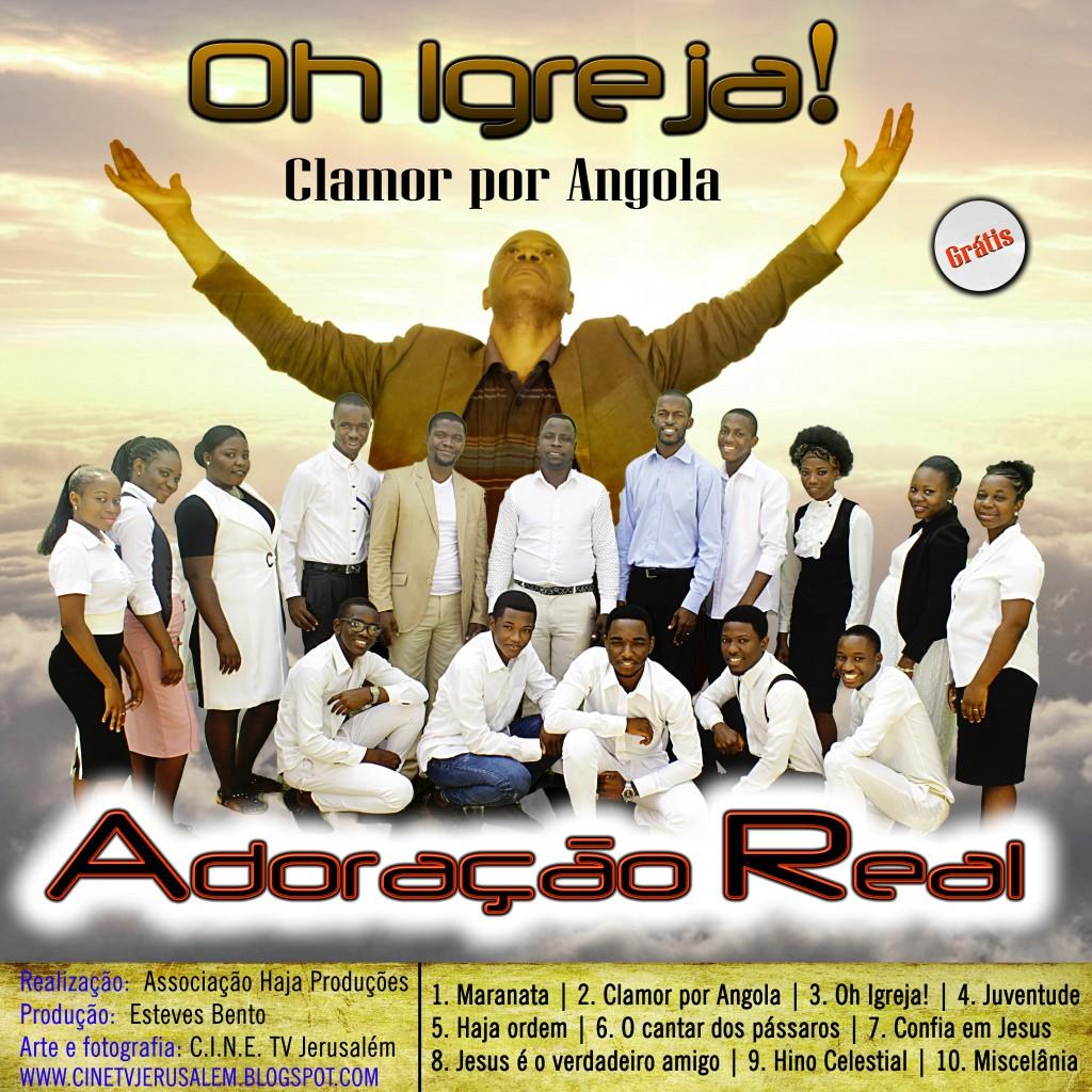 Novo álbum da Adoração Real