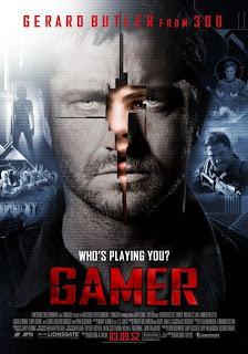 Ver online: Gamer (Citizen Game / Juego letal) 2009