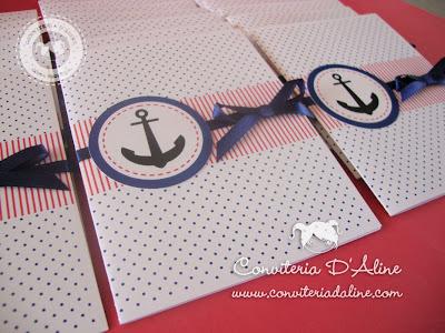 convites marinheiro