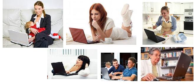 Бизнес без вложений в домашних условиях
