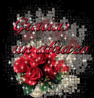 gracias Maria del Carmen por tan bello regalo
