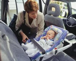 safety drive need pay attention about car seat