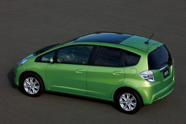 Smart cars for smart peopls honda fit 2012 for Honda smart car