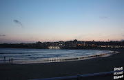The view from North Bondi Italian Food, Ramsgate Avenue, North Bondi Beach (nbif north bondi beach)