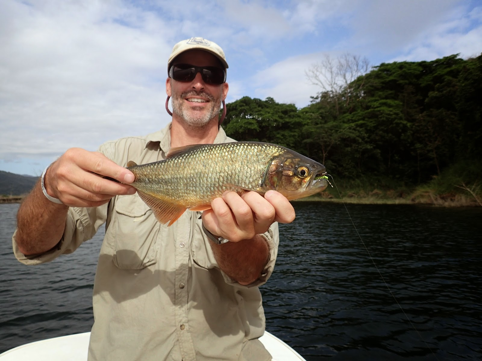 First cast fly fishing costa rica fly fishing lake arenal for Fishing costa rica