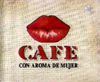cafe com aroma de mujer