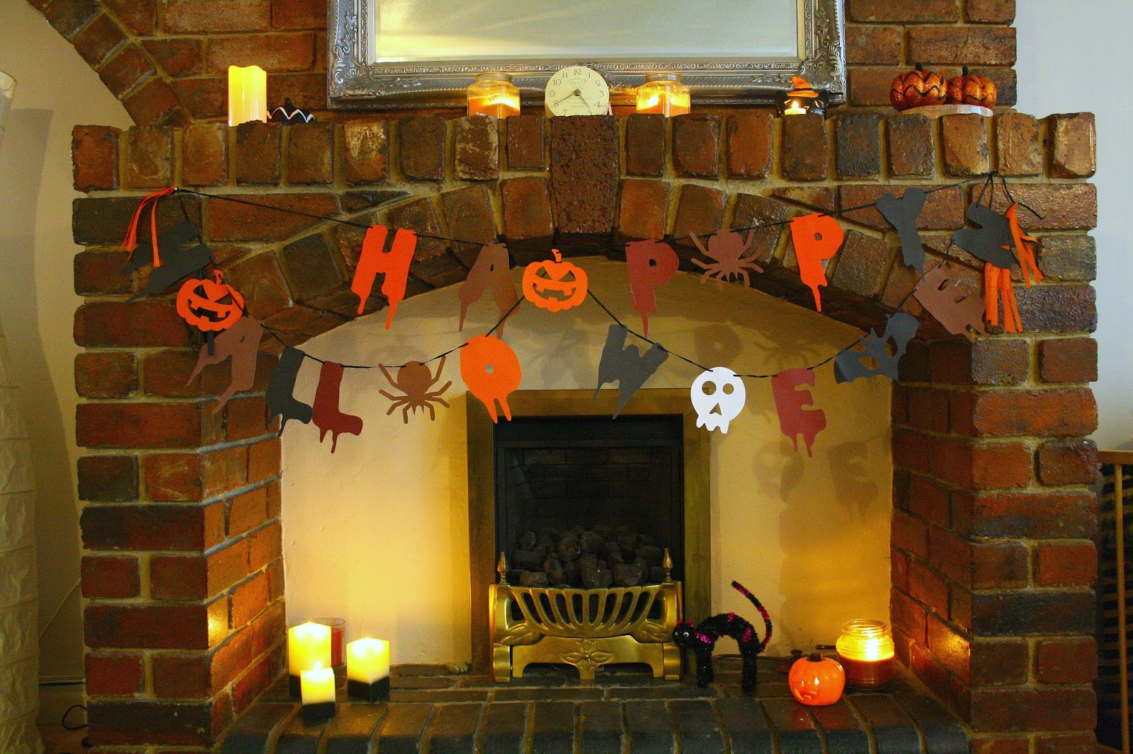 halloween decor inspiration 2015 oh little one sweet