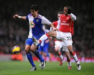 Prediksi Hasil Skor Arsenal Vs Blackburn Rovers