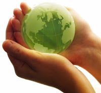 The green world in small hands