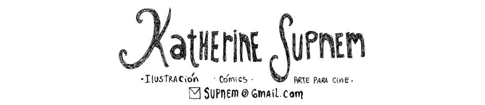 Ilustraciones y cómics, por Supnem